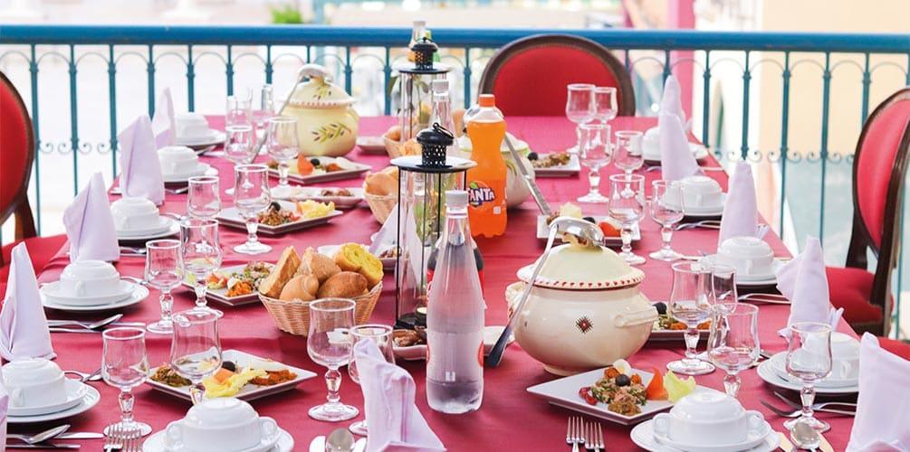 Un Iftar mémorable au restaurant Le Pêcheur