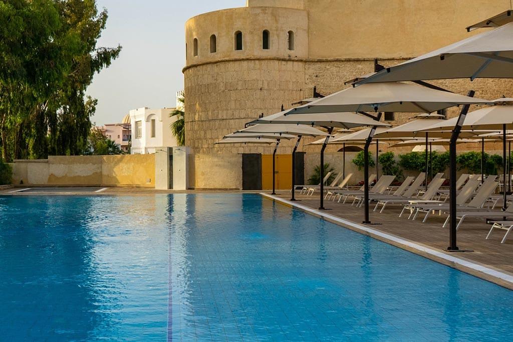Pool House à Diar Lemdina: le nouvel endroit pour se détendre cet été